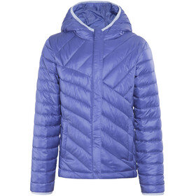 Columbia Powder Lite Puffer Girls Eve/Faded Sky